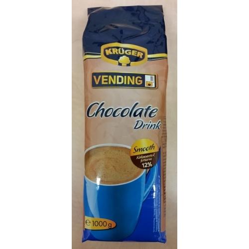 Krüger Gastro automaten cacaopoeder (1kg)